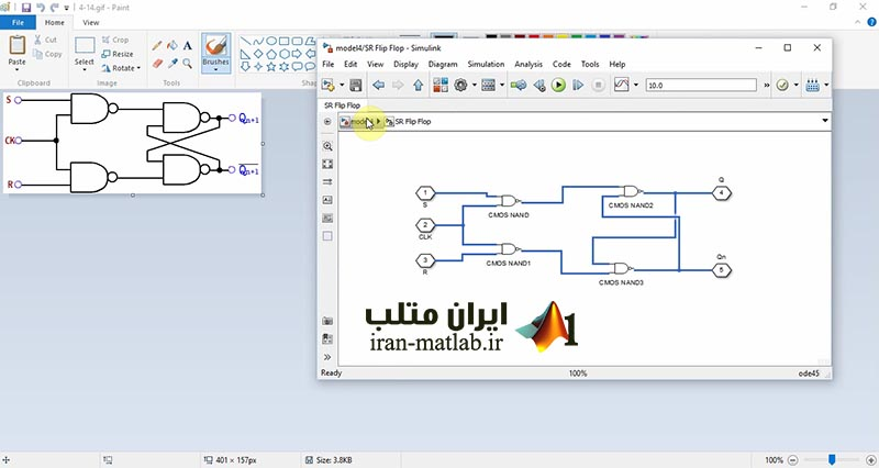 simelectronics simulink MATLAB farsi video training course download4